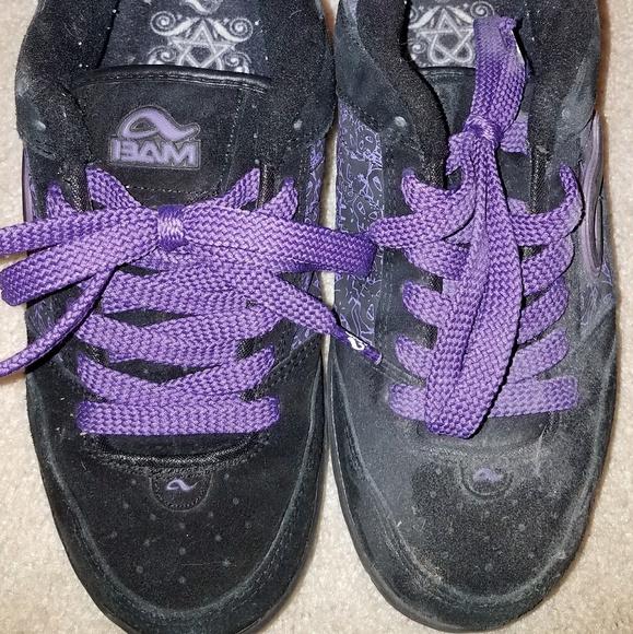 Retro Bam Margera Adio Skate Shoes